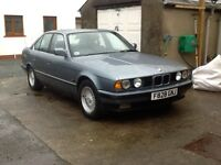 Classis BMW in very good condition on the road