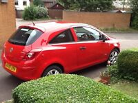 2008 Vauxhall Corsa Breeze 1.3 CDTi owned from new