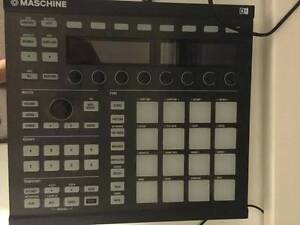 MASCHINE MK2 WITH SOFTWARE - NATIVE INSTRUMENTS Bibra Lake Cockburn Area Preview