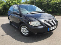 2004 CHRYSLER VOYAGER 2.4L PETROL, LONG MOT, 7 SEATER, ONLY 78K, NICE AND CLEAN !!!!!
