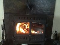 Highlander 8 multi fuel 7kw stove
