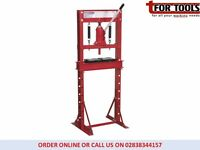 Sealey YK10ECF Hydraulic Press 10 tonne Floor Standing
