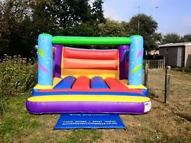 Riches Entertainments, Bouncy Castle Hire, Indoor, Outdoor, Last Minute Bookings, From £35.00