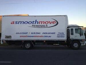 A Smooth Move Removals From$99.00 FOR TWO MEN AND A BIG TRUCK P/H Arundel Gold Coast City Preview