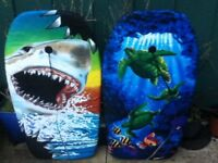 2 x Body Boards for sale (Child size)
