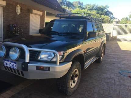 Nissan Patrol 4x4 4.5L low km URGENT SALE BARGAIN!!