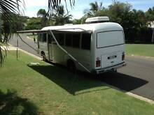 Nissan Civilian Motorhome - 1985 - Drive on car license Agnes Water Gladstone Area Preview