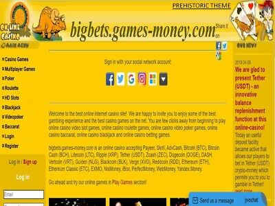 Casino Website Online Business For Sale Fully Developed And 100 Automated