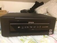 Epson Stylus Sx235W All-In-One Printer with High Speed Wifi