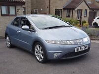 Honda Civic 2.2CTD-i Sport Hatchback Low Mileage 85k