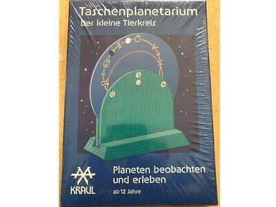 Taschenplanetarium Der kleine Tierkreis Planeten beobachten und erleben ab 12