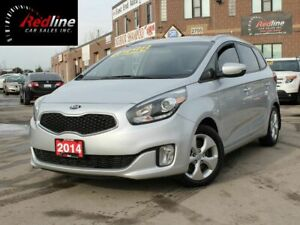 2014 Kia Rondo LX 5-Seater Alloys-Bluetooth-Htd Seats