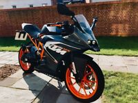 Fantastic KTM RC 125CC. Low Miles. Cheap Insurance. Perfect Learner Bike!!!