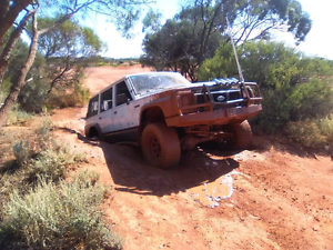 4x4 ford maverick/patrol Whyalla Whyalla Area Preview