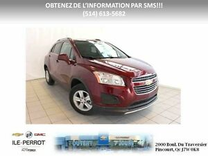 2016 Chevrolet Trax AWD LT, AWD, TOIT OUVRANT, MAGS West Island Greater Montréal image 1
