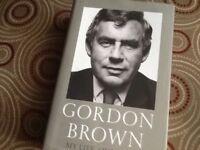 GORDEN BROWN