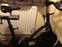 SCHWINN professional spinning bike