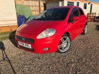 Fiat Grande Punto 1.4 16v 95bhp petrol 2006