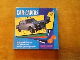 Car Capers game