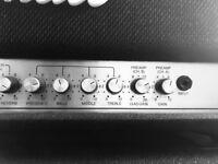 Marshall JCM 900 50 W Gain Dual Reverb Head + Marshall JCM 900 Lead - 1960 Cabinet