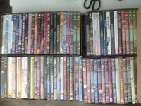 DVDs box of 25