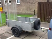 Trailer for golf buggy