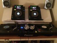 Pioneer CDJ 900 & DJM 850 BUNDLE *PRICEDROP*
