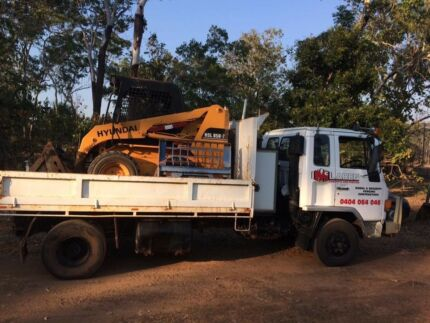 Bobcat and Tipper Truck for hire