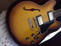 Gibson ES 339 with Gibson case