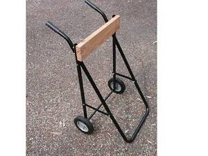 BRAND NEW OUTBOARD MOTOR TROLLEY/STAND - HEAVY DUTY. NOW ON SALE Thornlands Redland Area Preview