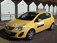 Only £20 for a 2 hour first driving lesson (driving instructor)