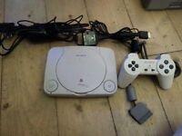 PS1 MINI CONSOLE KNOWN AS PSX OR PSONE... Retro, Atari, Nintendo, Sega