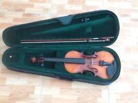 Antoni Debut full size violin