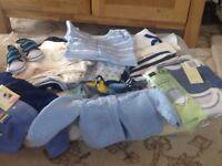 Boys baby cloths