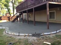 ALL CONCRETE/CEMENT WORK*SEALING*REPAIRS & REMOVALS