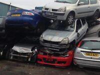 Scrap cars vans 4x4s wanted