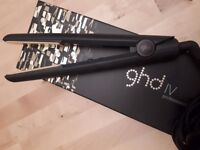 ghd lV professional styler straighteners new condition GENUINE ARTICLE