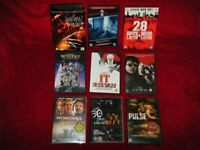 Horror Classics 16 Dvd / boxsets ,Elm streets , Lost boys , 28 days later etc sold as lot