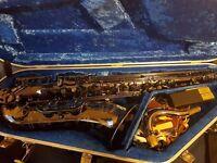 Chiltern T900B BP Black Tenor Saxophone