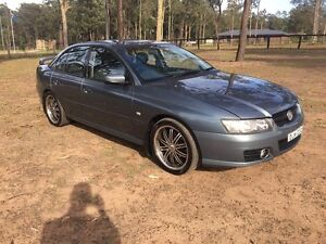 2006 Holden Commodore Sedan SVZ Auto Leather Weston Cessnock Area Preview