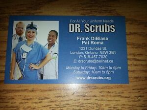 CHEROKEE SCRUBS / UNIFORMS London Ontario image 2