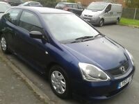 2004 Honda Civic 1.4