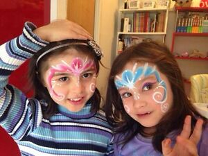 Facepainting and Balloon Twisting Workshop Shailer Park Logan Area Preview