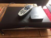 SKY+ HD box remote