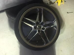 19'' Dub Rims (PRICE REDUCED)  5/120