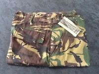 Mens Camouflage Style Trousers Size UK Medium...