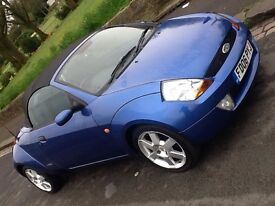 2006 FORD STREETKA 1.6 CONVERTIBLE LOW LOW MILEAGE!!!