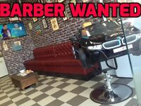 barber job available, Male/female position, Full/Part time.Pinner,Eastcote,ruislip
