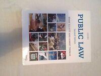 Public Law by Mark Elliott and Robert Thomas
