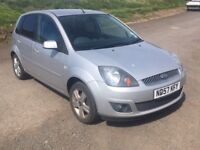 FORD FIESTA ZETEC CLIMATE 1242cc, 5drs **FULL SERVICE HISTORY**VERY GOOD EXAMPLE**P/X TO CLEAR**